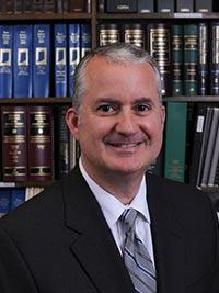 Indianapolis attorney Michael S. Huntine